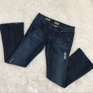 William Rast Madison Vintage Flare Trouser Jeans
